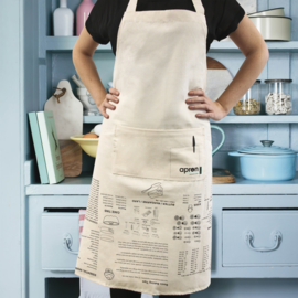 Bakschort - Baking Apron Guide - SUCK UK