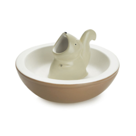 Snack tray Hungry Squirrel - ceramic