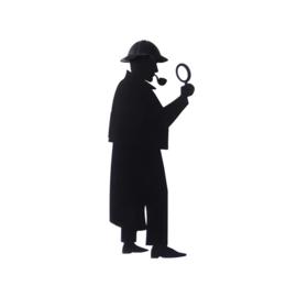 Boekenlegger 'Sherlock'