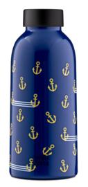 Insulated Bottle - Nautical - Mama Wata