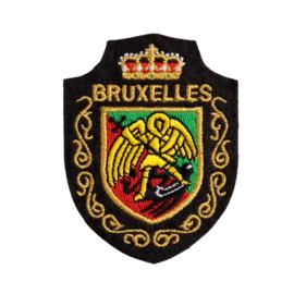 Badge Brussel Wapen