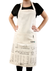 Keukenschort - Kitchen Apron Guide - SUCK UK
