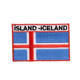 Badge Ijsland / Island