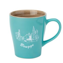 Bruges Cup - Aqua - 2 Designs