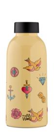 Insulated Bottle - Tatttoo - Mama Wata