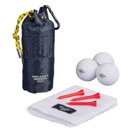 Golfer's accessory set - Gentlemen's Hardware