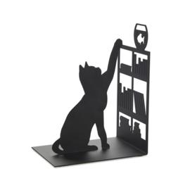Boekensteun Fishing Cat