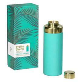 Cocktail Shaker Tropical Topaz