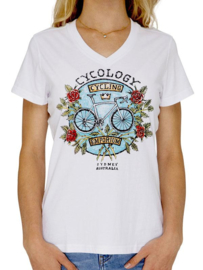 Emporium T-Shirt Ladies - Cycology Gear
