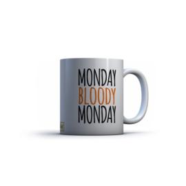 Printed Mug Monday Bloody Monday
