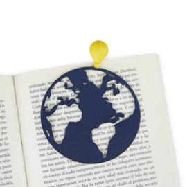 Boekenlegger 'Globetrotter'