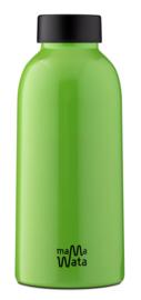 Insulated Bottle - Green - Mama Wata