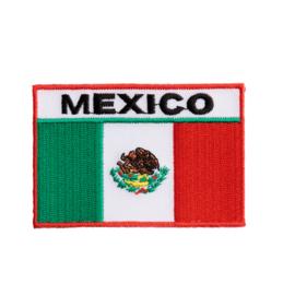Badge Mexico