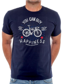 YOU CAN BUY HAPPINESS T-Shirt - Cycology Gear