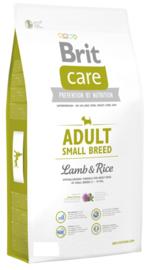 Brit Adult Small Breed Lamb & Rice 3 kg