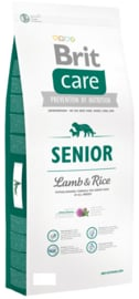Brit senior Lamb & Rice 3 kg
