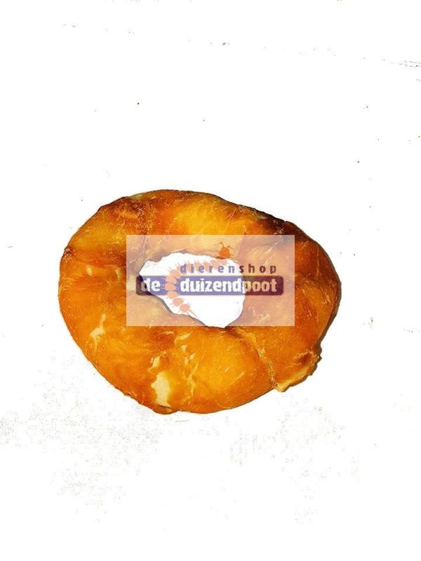 Buffelhuid donut met kip