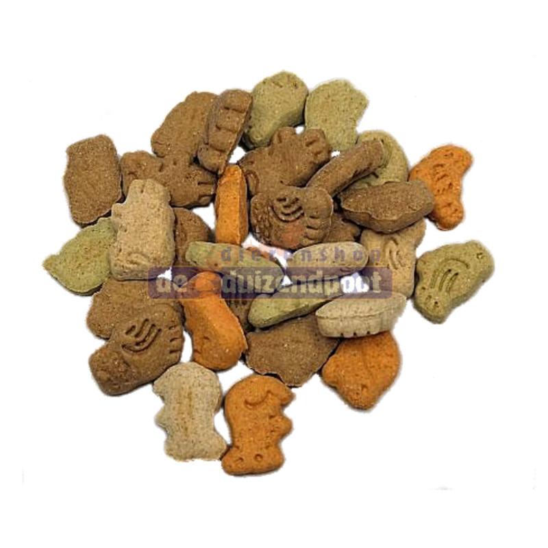 Dierfiguur koekjes 300 gram 2 stuks