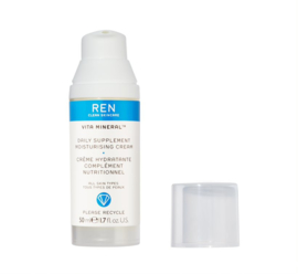 REN Daily Supplement Moisturising Cream