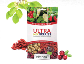superfoods ultra mix berries 200g