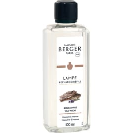 Lampe Berger - Bois Sauvage / Wild Wood 500 ml.