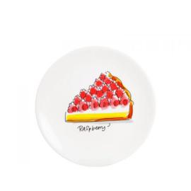 Blond Amsterdam Moederdag - Taartbord Rasberry Pie ø18cm