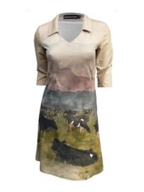Koeien jurk