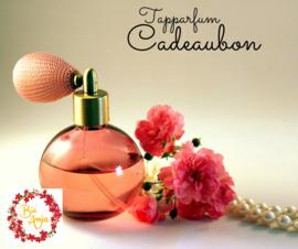 Tapparfum Cadeaubon 30 ml