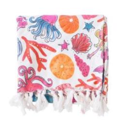 Blond Bath Collectie Hamam Handdoek klein