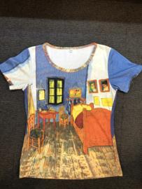 Bedroom in Arles - t-shirt korte mouw
