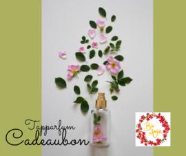 Tapparfum Cadeaubon 50 ml
