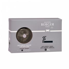 Lampe Berger - Auto Parfum Diffuser Anti-Odeur Tabac set