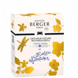 Lampe Berger - Auto parfum navulling Lolita Lempicka 2 pcs.
