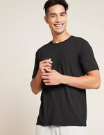 Boody Men's Crew Neck T-Shirt Black