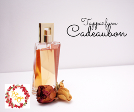 Tapparfum Cadeaubon 100 ml