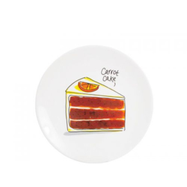 Blond Amsterdam Moederdag - Taartbord Carrot Cake ø18cm