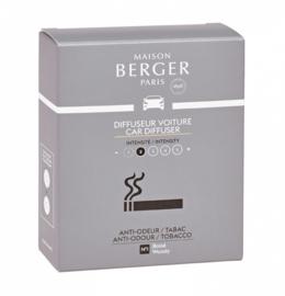 Lampe Berger - Auto parfum navulling Anti Odeur Tabac 2 pcs.