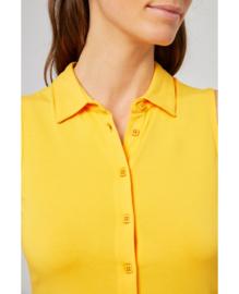 Surkana Shirt - Non sleeve Yellow