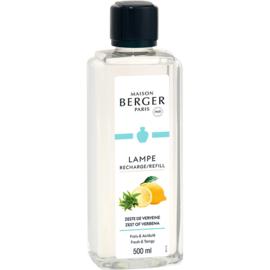 Lampe Berger - Zeste de Verveine / Zest of Verbena 500 ml.