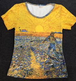 De Zaaier- t-shirt korte mouw