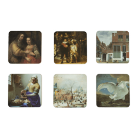 Onderzetters Rijksmuseum 3
