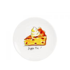 Blond Amsterdam Moederdag: Taartbord Apple Pie ø18cm