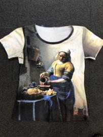 Melkmeisje - t-shirt korte mouw
