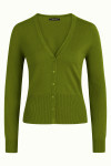 King Louie Cardi V Cocoon Posey Green