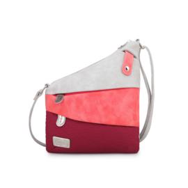 Hi-Di-Hi Runner grey/red/cherry