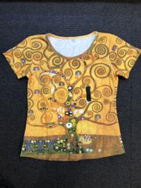 Tree of life (levensboom) - t-shirt korte mouw