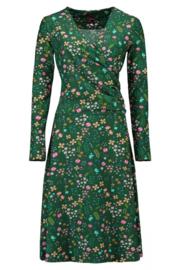 Tante Betsy midi dress lovely green