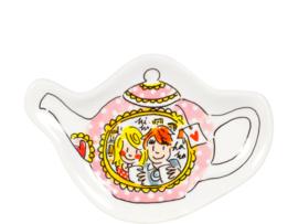 Even Bijkletsen: Theetip teatime