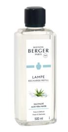 Lampe Berger - Eau D'Aloe / Aloë Vera Water 500 ml.