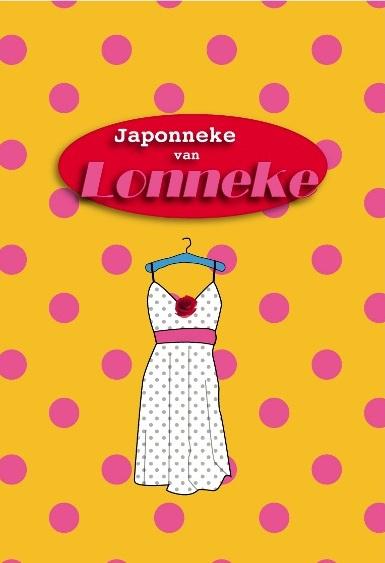Japonneke van Lonneke